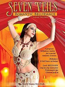 Seven Veils: Romantic Bellydance [DVD] [Import]