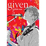 Given, Vol. 5 (5)