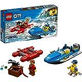 LEGO City Wild River Escape 60176 Building Kit (126 Piece) (Discontinued by Manufacturer)