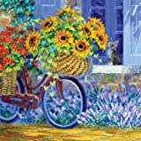 Buffalo Games - Delivery of Sunshine - 300 LARGE Piece Jigsaw Puzzle