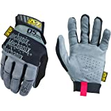 Mechanix Wear: Tactical Specialty 0.5mm High-Dexterity Work Gloves (Small, Black/Grey)