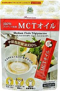 仙台勝山館 MCTオイル スティック 7g×10袋入
