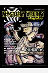 Mystery Weekly Magazine: February 2019 (Mystery Weekly Magazine Issues Book 42) Kindle Edition