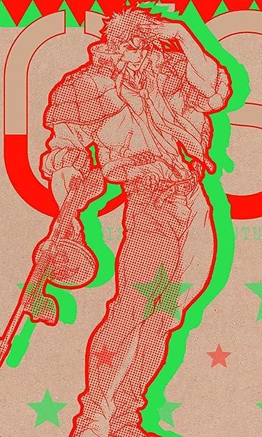 ジョジョの奇妙な冒険  iPhone/Androidスマホ壁紙(480×800)-1 - ジョセフ・ジョースター