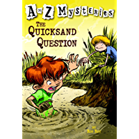 A to Z Mysteries: The Quicksand Question (English Edition)