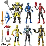 Power Rangers Beast Morphers Action Figure Multipack 6 Figures Included Power Rangers and Villain Toys with Accessories Inspi