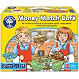 Orchard Toys 103611 Counting Game - International Money Match Café