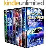 Perilous Alliance The Complete Series : Books 1 - 7 (The Perilous Alliance Boxsets: A Space Opera Adventure Book 3)