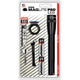 MagLite SP2P01C Mini LED 2 AA PRO Schwarz Torch