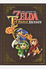 The Legend of Zelda: Tri Force Heroes Collector's Edition Guide Hardcover