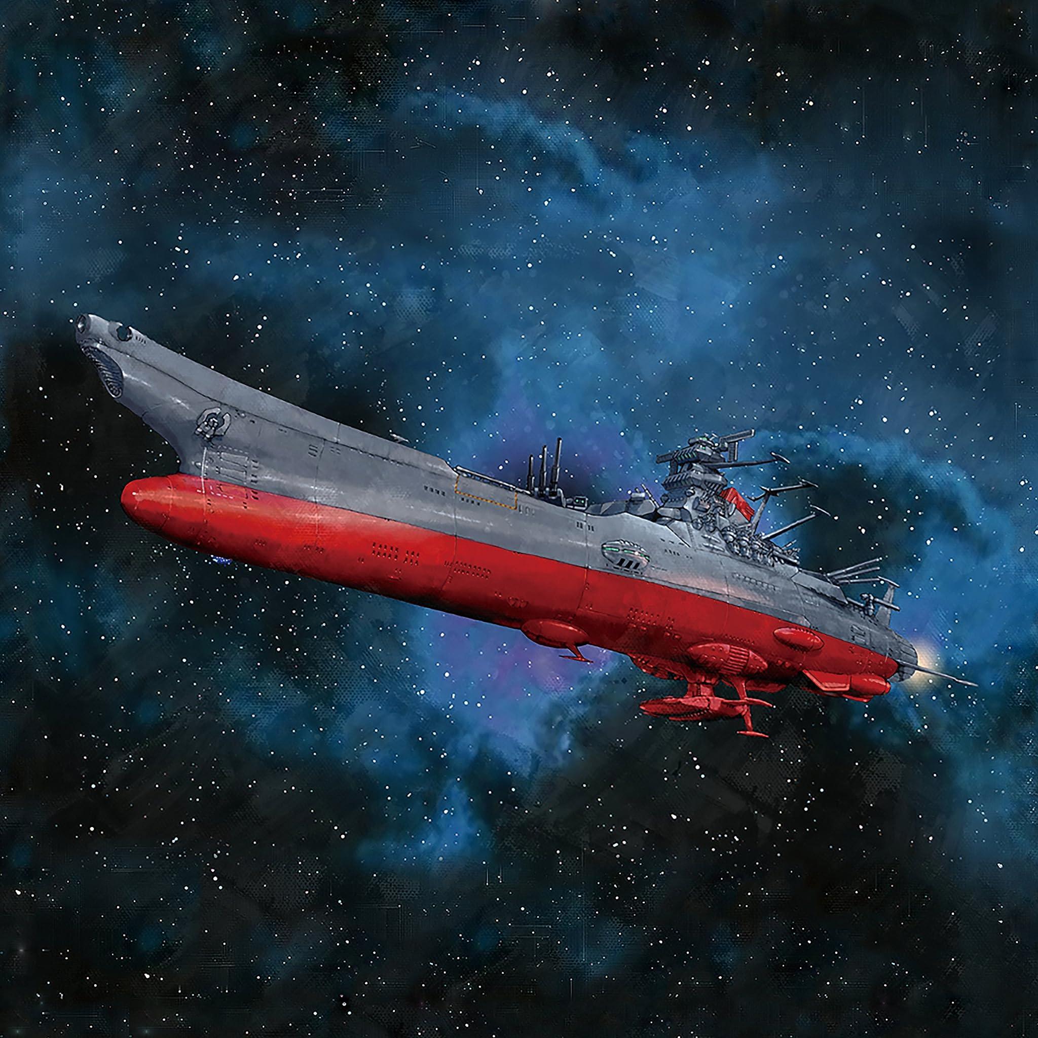 宇宙戦艦ヤマト 宇宙駆ける艦の壁紙