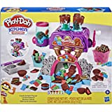 Play-Doh Kitchen Creations Candy Delight Playset for Kids 3 Years and Up with 5 Play-Doh Cans, Non-Toxic
