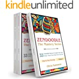 Zendoodle Box Set: 99 Zendoodle Patterns to Inspire Your Inner Artist--Even if You Think You're Not One! (Zendoodle Mastery S
