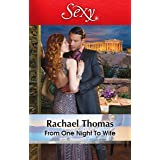 From One Night To Wife (One Night With Consequences Book 12)