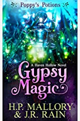 Gypsy Magic: A Paranormal Women's Fiction Novel (Poppy's Potions Book 1) Kindle Edition