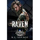 RAVEN (Royal Bastards MC: Portland Oregon Book 2)