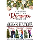 Christmas Mountain Romance Collection (Morgan, Faith, Lacey) (SUSAN HATLER's Special Editions Book 7)