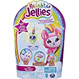 Rainbow Jellies 6056246 2-Pack, Make Your Own Squishy Characters Kit (Style May Vary), for Kids Aged 6 and Up