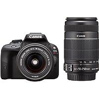 Canon Digital Single-lens Reflex Camera EOS Kiss X7 Double Zoom Kit EF-S18-55mm/EF-S55…