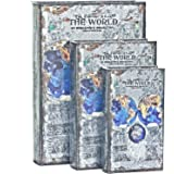 Bellaa 25952 Book Box Secret Stash Flux Leather Sherlock Holmes Set of 3