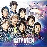 BOYMEN the Universe(初回限定盤A)(CD+Blu-Ray)