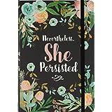 Nevertheless, She Persisted Dot Matrix Notebook, A5 size