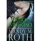 Critical Intelligence (Immortal Ops Book 2)