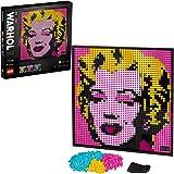 LEGO Art Andy Warhol's Marilyn Monroe 31197 Building Kit