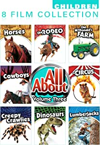 All About 8 Pack 3 [DVD] [Import]