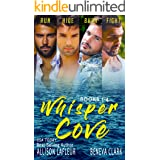 Whisper Cove, Books 1-4: A Steamy Romantic Suspense Boxed Set