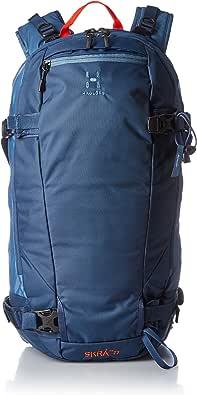 [ホグロフス] SKRA 27 スクロ リュック バックパック スキー スノーボード BLUE INK/STEEL SKY M-L