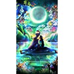 ディズニー フルHD(1080×1920)スマホ壁紙/待受 アラジン,ジャスミン,ジーニー,ジャファー