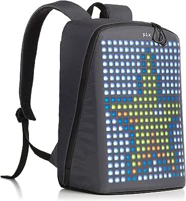 Pix Digital Customize Backpack デジタル カスタマイズ バックパック 鞄 バッグ (grey)