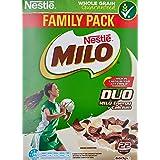 NESTLÉ MILO Duo Whole Grain Cereal, 660g