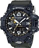 [カシオ] 腕時計 ジーショック MUDMASTER 電波ソーラー GWG-1000-1A3JF カーキ