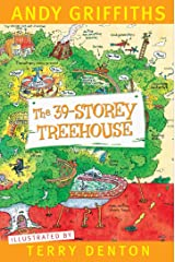 The 39-Storey Treehouse (The Treehouse Series Book 3) Kindle Edition
