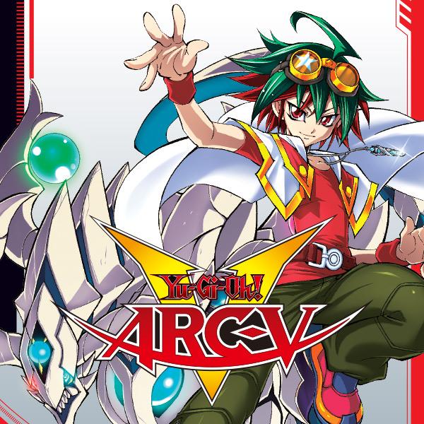Yu-Gi-Oh! ARC-V (Issues) (2 Book Series)