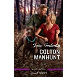 Colton Manhunt (The Coltons of Mustang Valley)