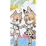けものフレンズ XFVGA(480×854)壁紙 オグロプレーリードッグ,サーバル
