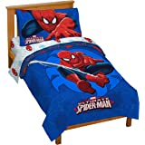 Marvel Spiderman Slash Sheet Set, Toddler Bed Set, Bed Set