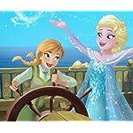 ディズニー Android(960×800)待ち受け アナと雪の女王 海をこえて