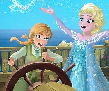 ディズニー  iPhone/Androidスマホ壁紙(960×800)-1 - アナと雪の女王 海をこえて