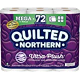 Quilted Northern Bathroom Tissue, 18 Count (Pack of 1), White 5112
