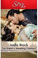 The Sheikh's Wedding Contract (Society Weddings Book 4) Kindle Edition