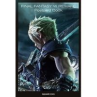 FINAL FANTASY VII REMAKE Post Card Book