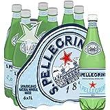 Sanpellegrino Sparkling Mineral Water, 6 x 1l
