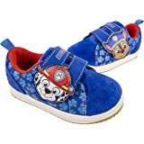 Paw Patrol Toddler Shoes with Adjustable Strap,Chase Marshall Skye,Toddler Size 4 to 8