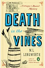 Death in the Vines (Verlaque and Bonnet Provencal Mystery Book 3) Kindle Edition