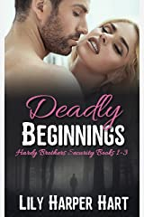 Deadly Beginnings: Hardy Brothers Security Books 1-3 Kindle Edition