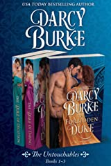 The Untouchables Books 1-3: The Forbidden Duke, The Duke of Daring, The Duke of Deception Kindle Edition